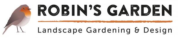 Robin's Garden Logo